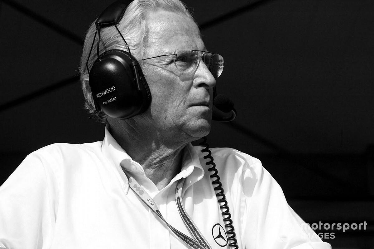 Responsável pela volta da Mercedes ao automobilismo nos anos 1980, Jurgen Hubbert morre aos 81 anos
