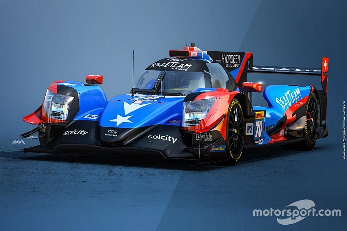 WEC: Realteam Racing al debutto in LMP2 con Duval e Nato