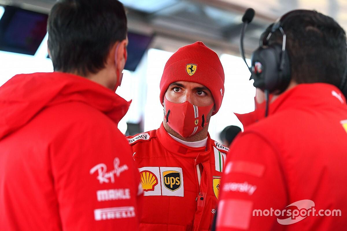 """Sainz quiere con Leclerc una """"relación especial"""" como con Norris"""