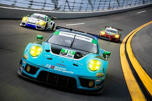 Heylen says Wright Porsche is a Rolex 24 victory contender
