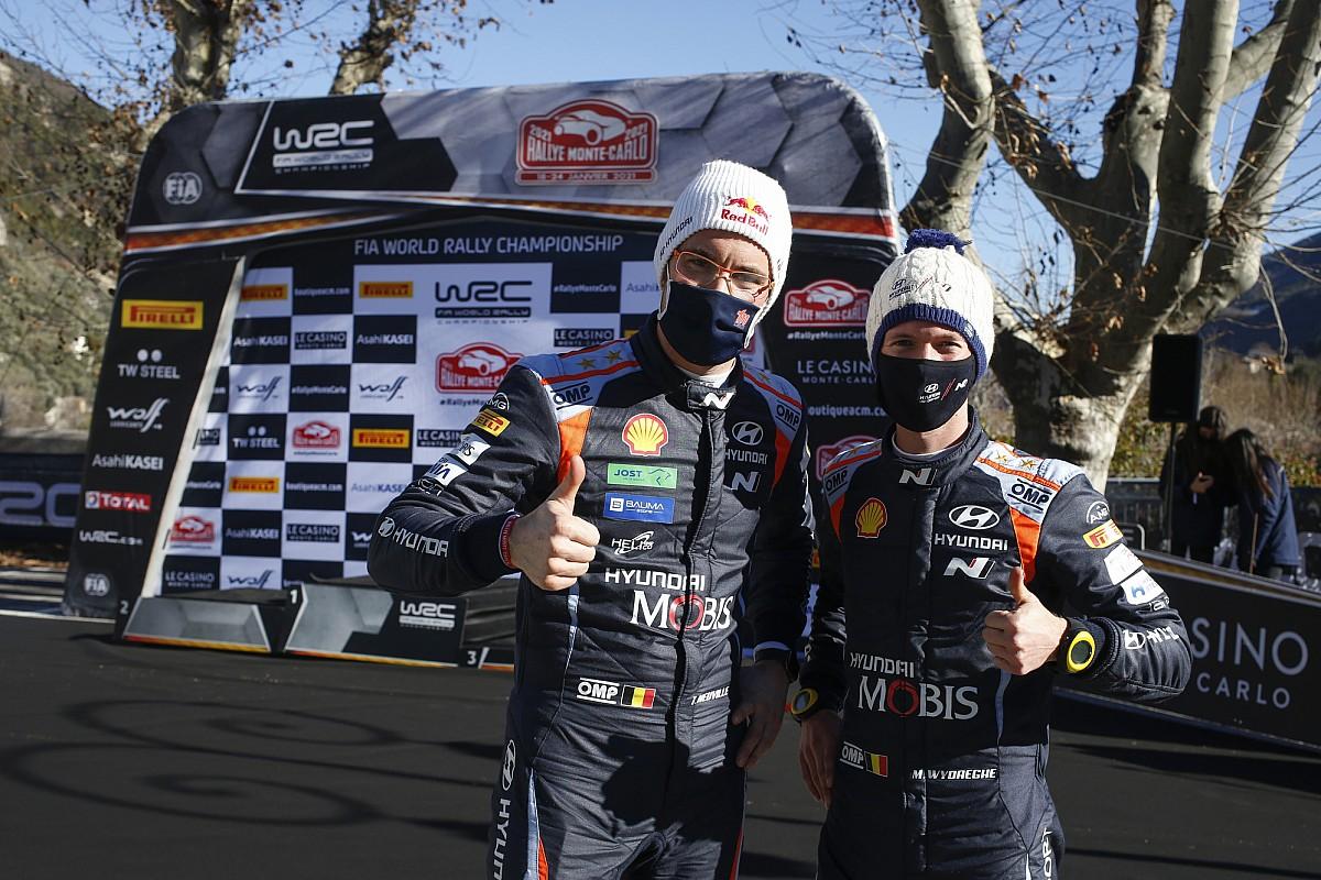 WRC: Neuville e Wydaeghe assieme anche al Rally Arctic Lapland