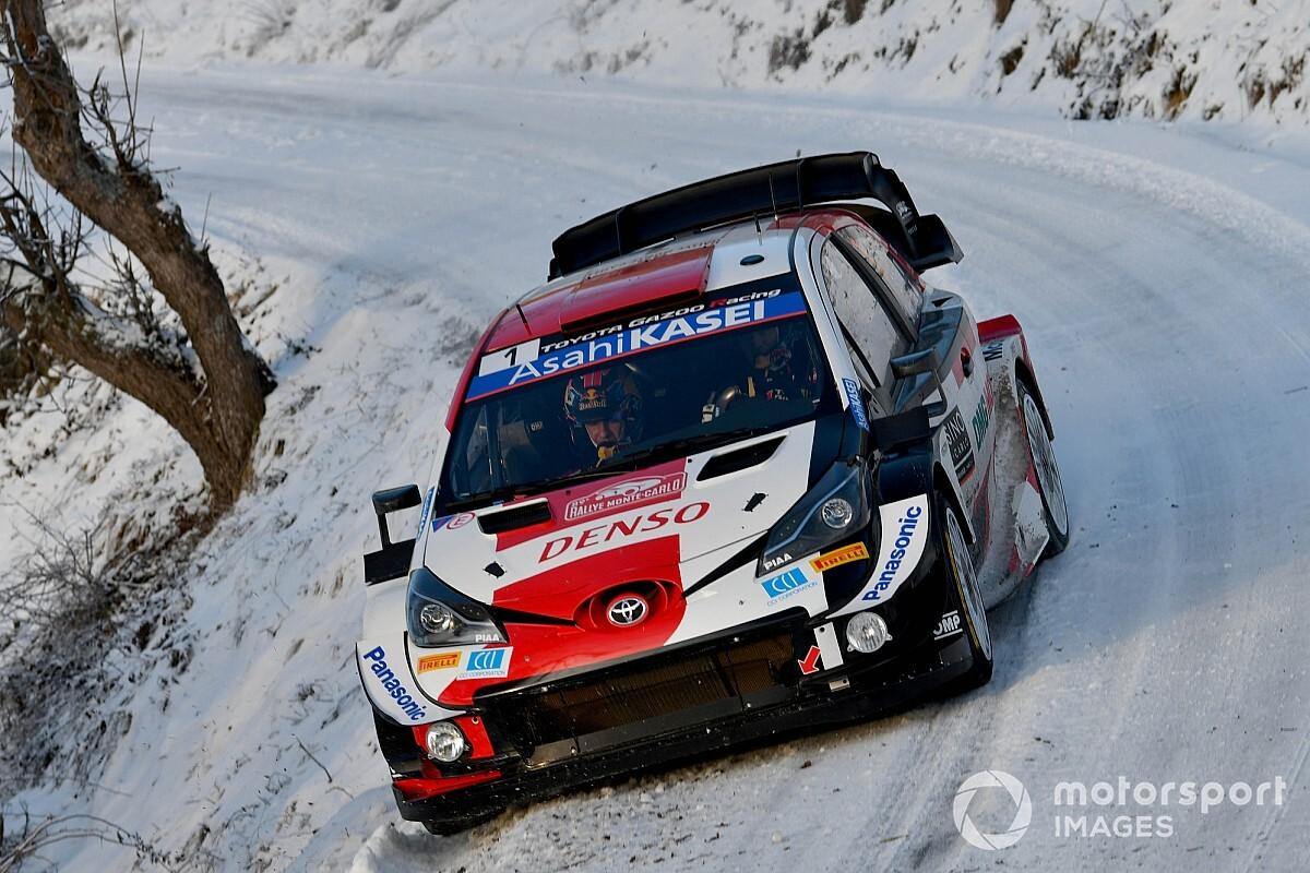 WRC: Ogier vince il Rallye Monte-Carlo. E' il re del Principato