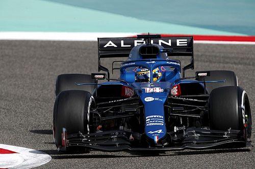 Alpine promete a Alonso el mejor coche de la nueva F1 en 2022
