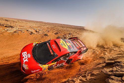 Loeb se retira del Dakar 2021