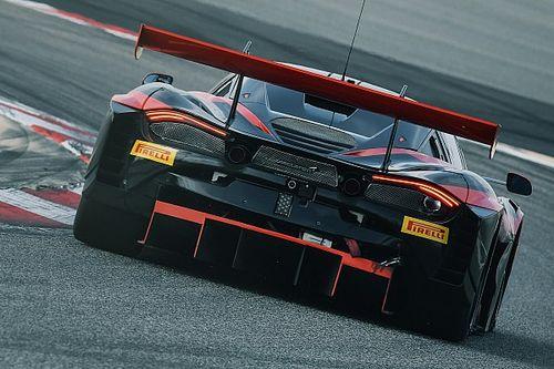 La Optimum Motorsport con la sua McLaren alla 24h di Spa