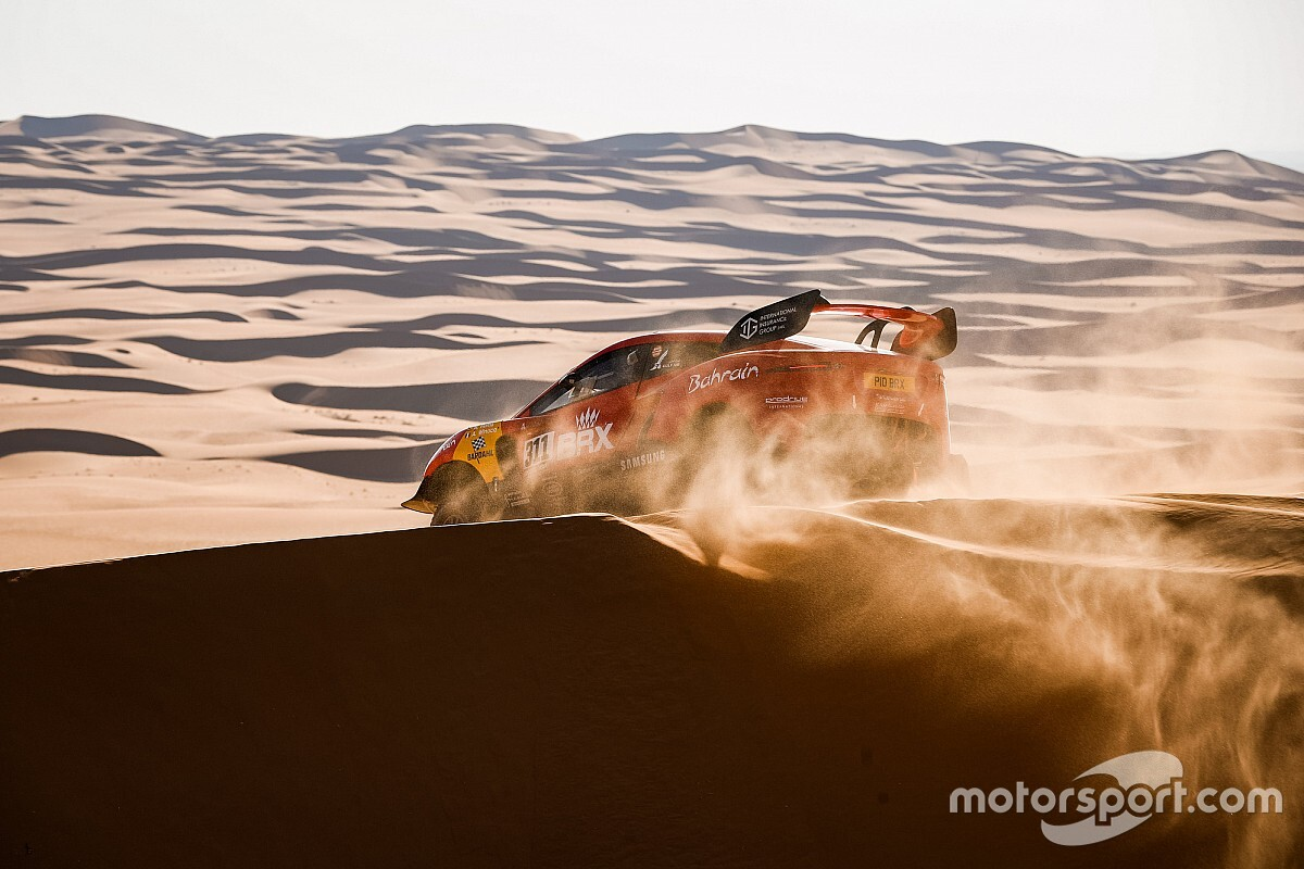 Fotos: las dunas llegan al Dakar 2021 en la segunda etapa