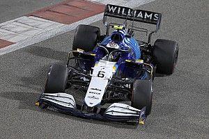 Williams, Bahreyn'e güncellemelerle gelecek