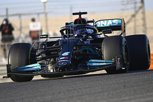 Mercedes: Data shows we're not as quick as Red Bull