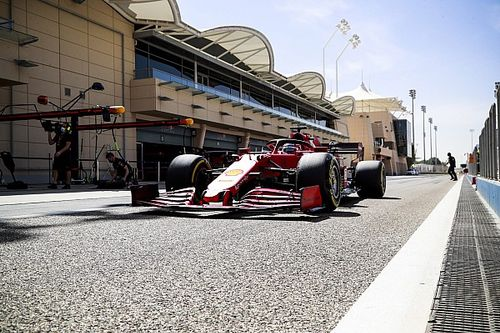 Bez gwarancji na pełny sezon F1