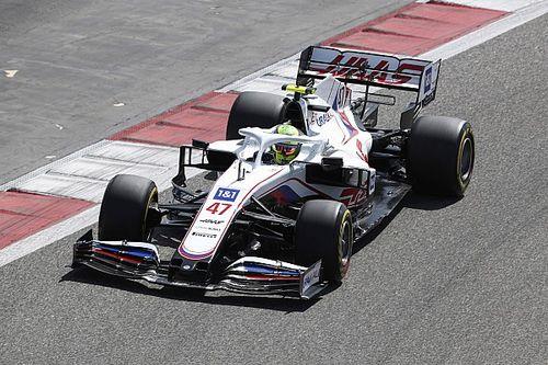 Trudny debiut przed Schumacherem