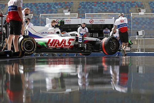Haas, çaylak sürücülerle daha fazla sorun bekliyormuş
