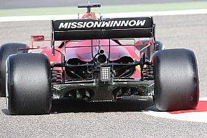 Ferrari lijkt snelheid op rechte stukken beter op orde te hebben