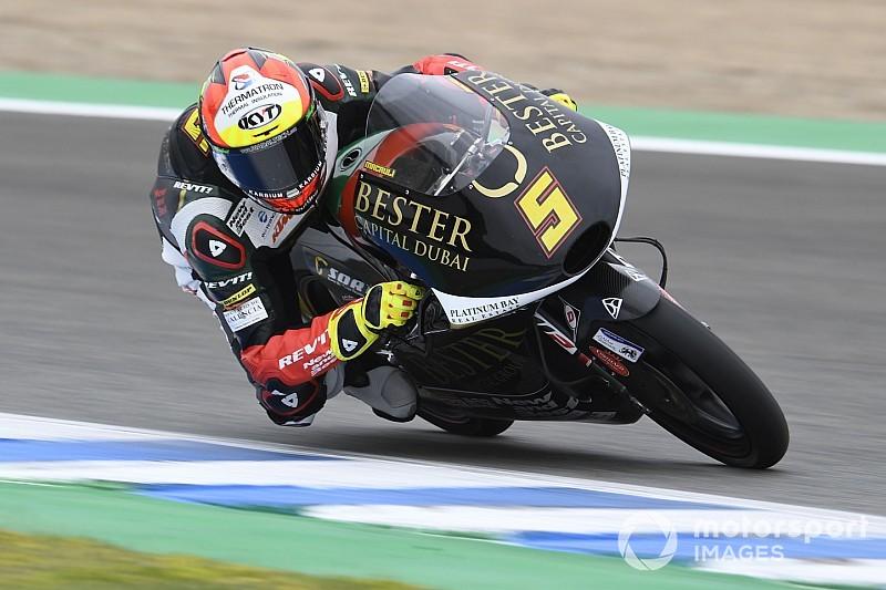 Moto3, Brno, Libere 1: Masia di un nulla su Rodrigo, Migno quinto
