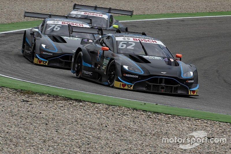 """R-Motorsport: """"Ein gutes erstes Wochenende in der DTM"""""""