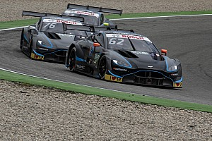"R-Motorsport : ""Un bon premier week-end en DTM"""