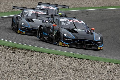 "R-Motorsport: ""Un buon primo weekend nel DTM"""