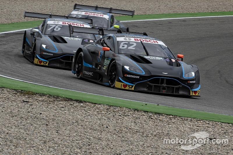 """R-Motorsport : """"Un bon premier week-end en DTM"""""""