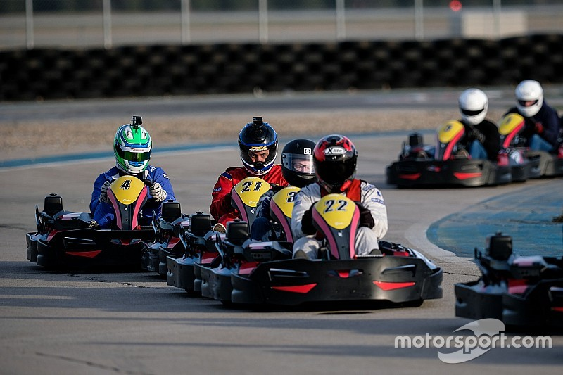 First round of the Sodi World Series/LKMTL at ICAR Karting