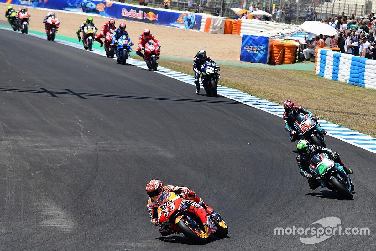موتو جي بي: حلبة خيريز ضمن مفاوضات لاستضافة أول سباقَين من موسم 2020