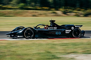 Mercedes completes second test with Formula E car