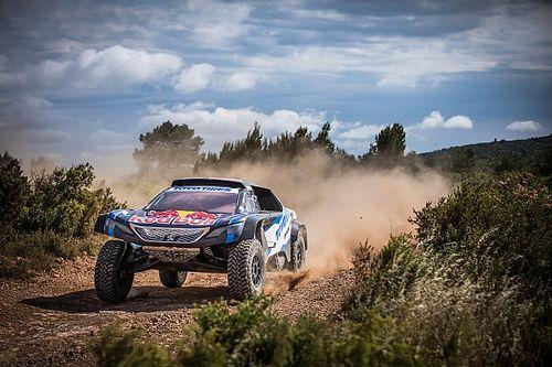 Bryce Menzies vuelve a los raids con el Peugeot 3008 DKR de Loeb