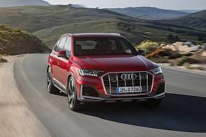 Audi показала оновлений кросовер Q7