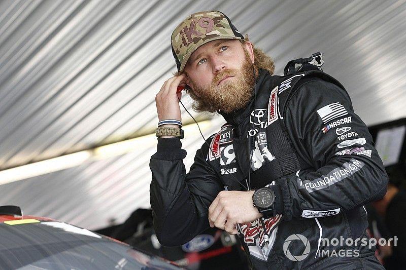 Jeffrey Earnhardt's resurgent NASCAR season may be over
