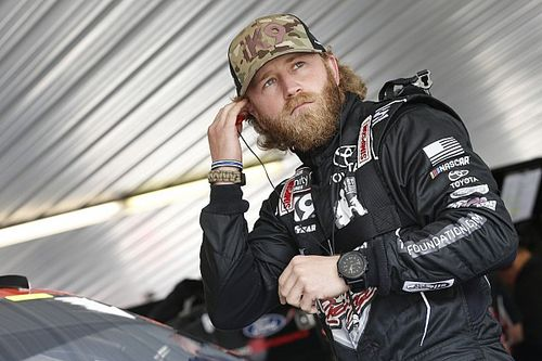 Jeffrey Earnhardt's resurgent NASCAR season may be over