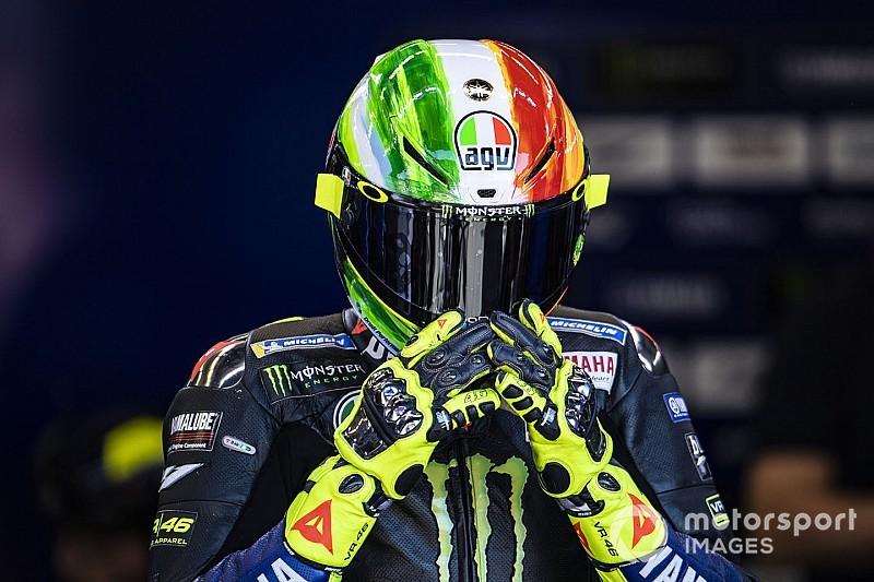 "Rossi: ""El de Barcelona va a ser otro fin de semana muy duro"""