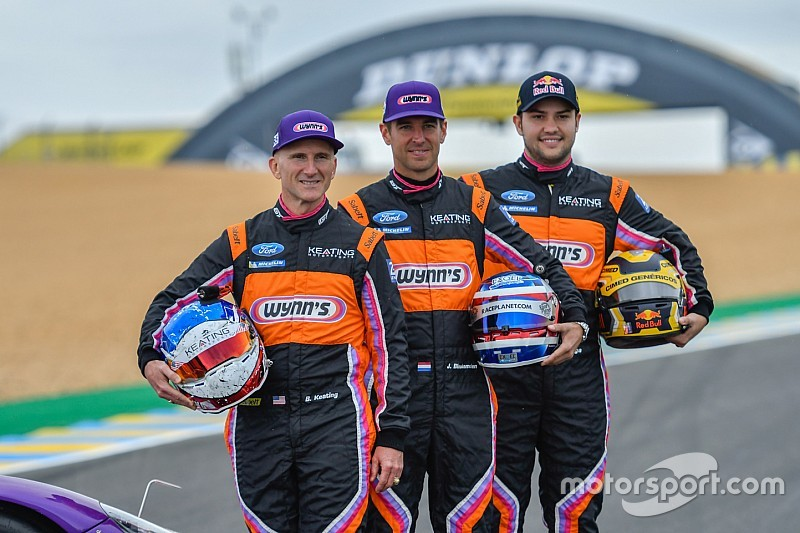 Keating, Bleekemolen, Fraga to form Project 1 WEC line-up