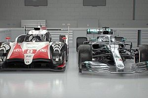 Tech analyse: Toyota LMP1 vs Mercedes F1