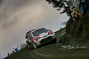 WRC Chili: Tanak leidt na dag een voor Ogier