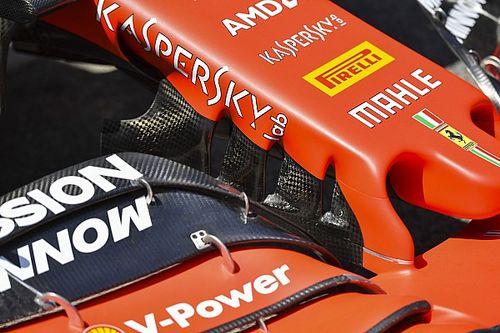 GALERIA: Veja as atualizações aerodinâmicas das equipes de Fórmula 1 em Barcelona