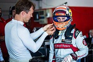 Fotos: Dovizioso completa su primer test en el DTM