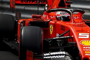Vettel yakin mobil Ferrari tak seburuk kelihatannya