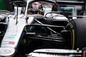 EL1 - Hamilton et Bottas, loin devant tout le monde