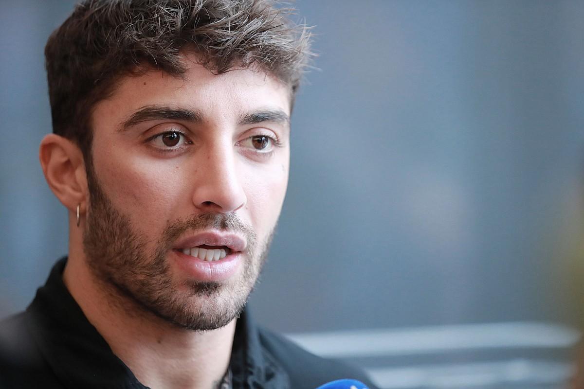 Andrea Iannone perd en appel: il est suspendu 4 ans!