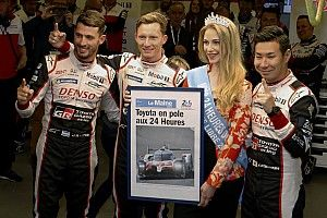 Qualifying Le Mans: Toyota sichert sich die Pole-Position