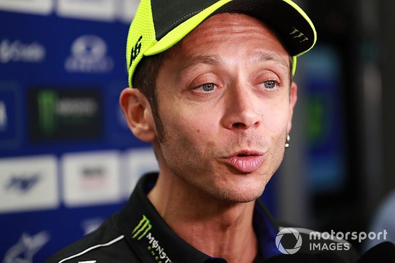"""Rossi s'amuse de rumeurs """"infondées et inventées"""""""