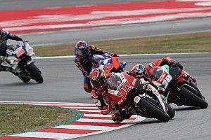 MotoGPカタルニアFP2:中上貴晶、力強い走りで3番手タイム! トップはクアルタラロ
