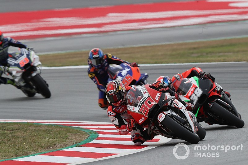 MotoGP in Barcelona: Die Trainings im Live-Ticker