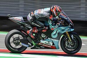 Assen MotoGP: Quartararo breaks lap record, Rossi 14th