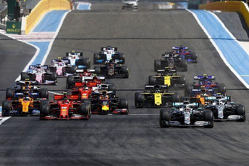 Animación vuelta a vuelta del GP de Francia
