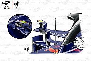 Tech analyse: De belangrijkste updates van de Franse GP