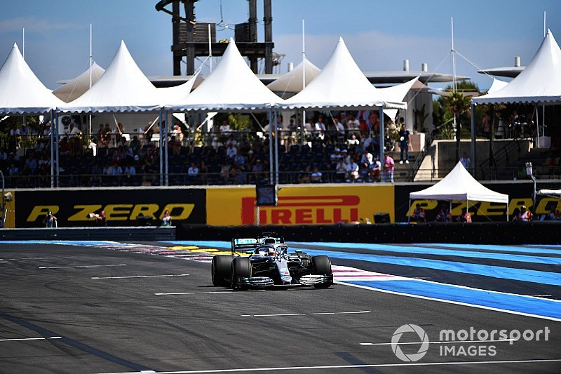 Hamilton was fearing repeat of Stroll tyre blowout