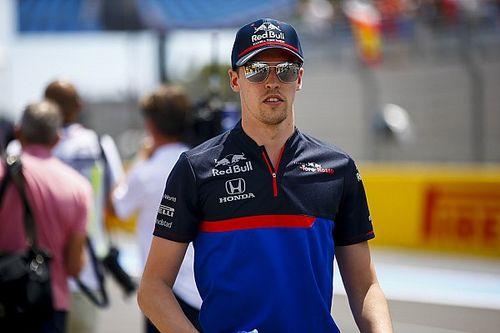 """Tost: Red Bull, Kvyat takıma dönerse """"itibarını kaybetmeyecek"""""""