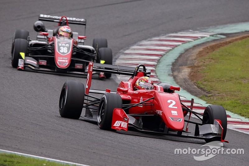 全日本F3第10戦|大湯都史樹が初優勝、抗議提出により正式結果は保留