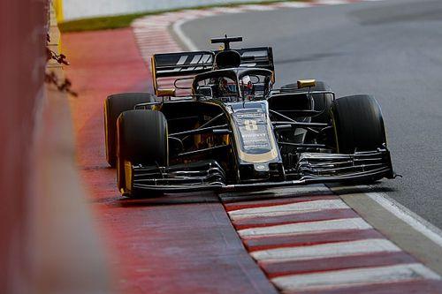Fotogallery: lo svizzero Romain Grosjean nel Gran Premio del Canada