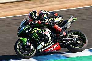 Test SBK 2020, Jerez: Rea comanda, Redding sesto con caduta