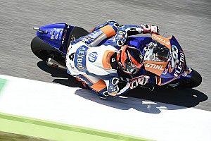 Moto2カタルニア予選:フェルナンデスが初ポールポジション獲得。長島哲太は苦戦16番手